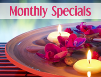 Monthly Specials Button